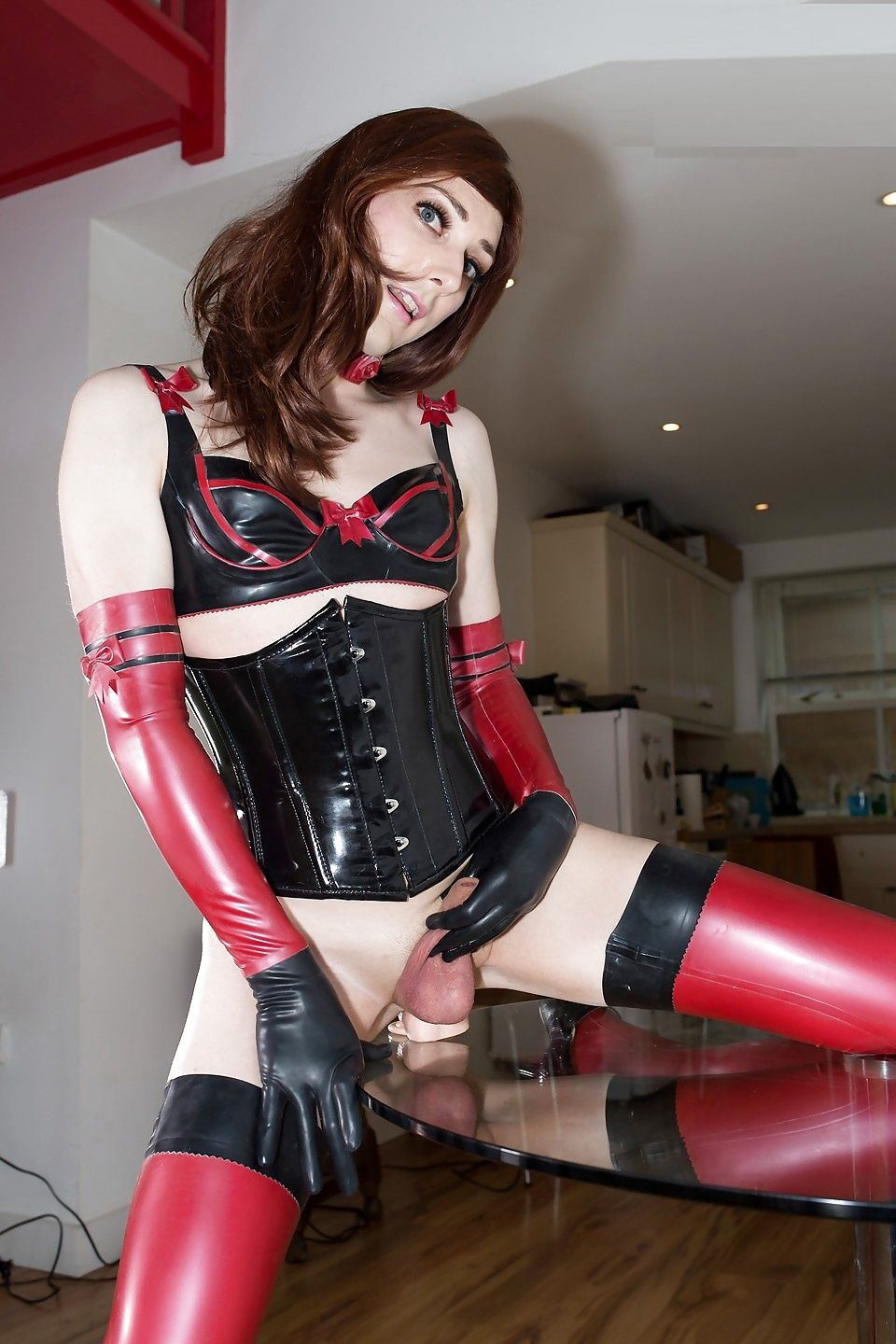 Latex Shemale Porn