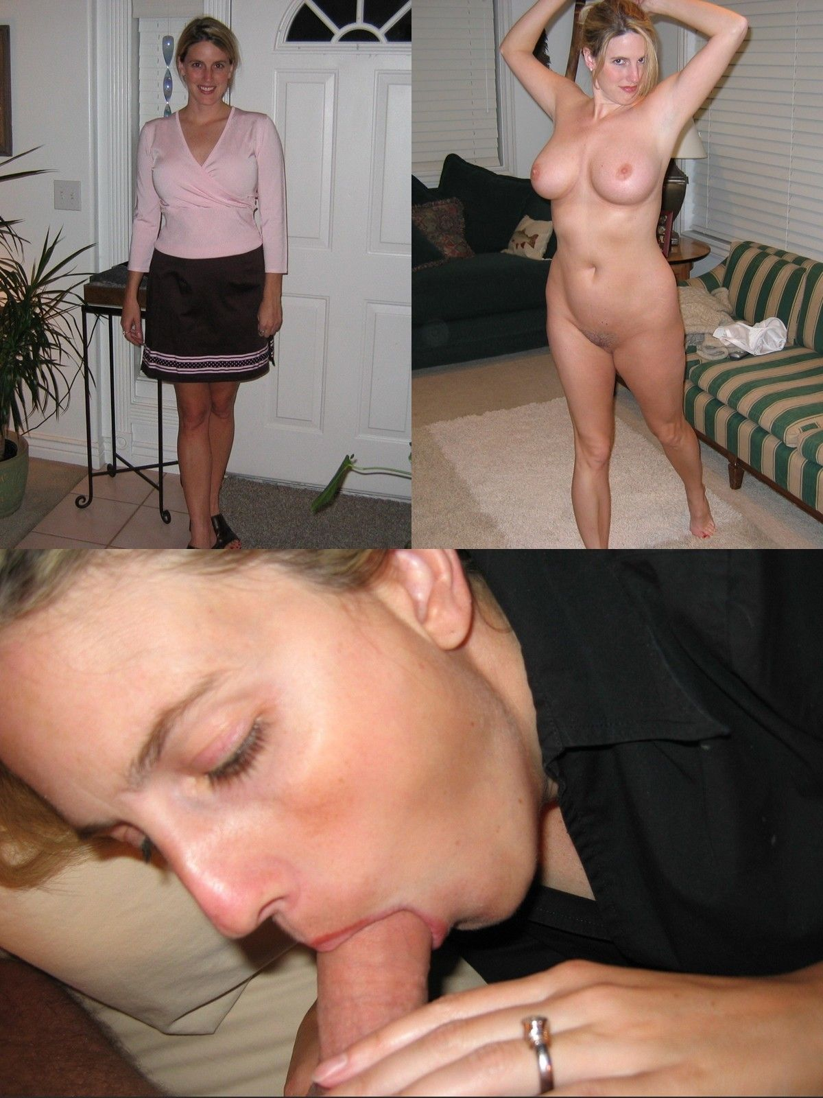 Mom Undress